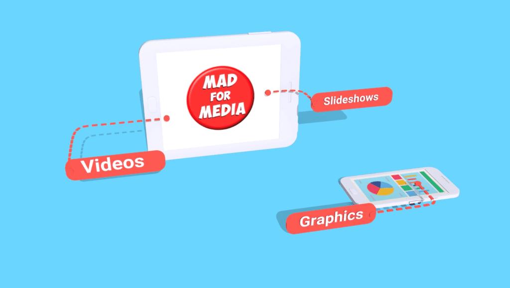 Slideshows and Social Media Videos