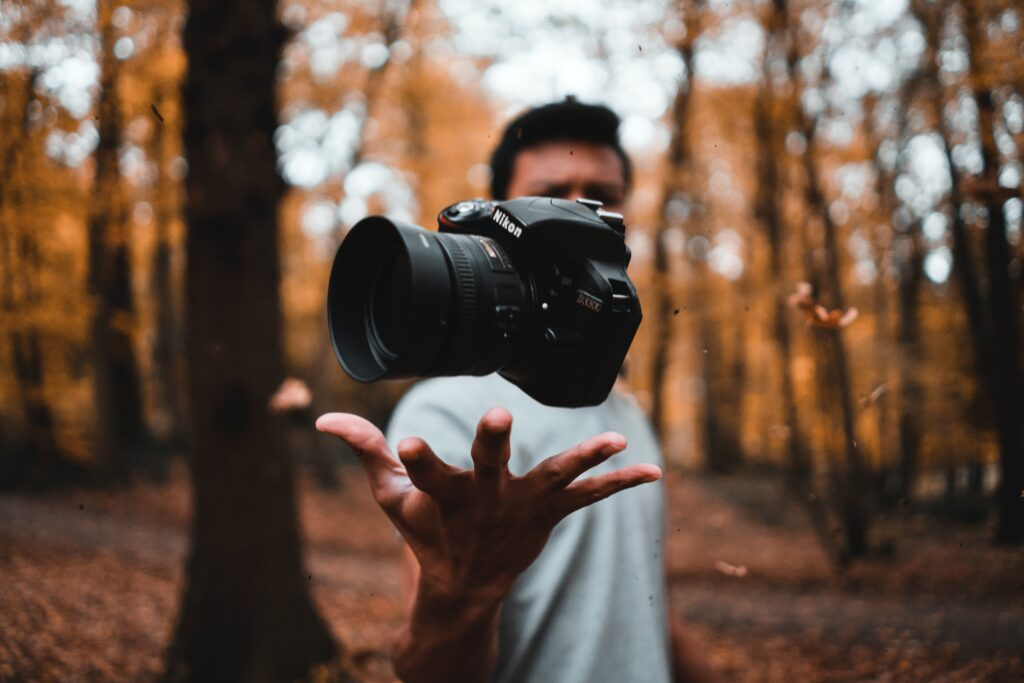 photography and videography and editing services